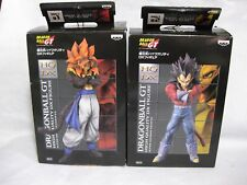 Lot 2 Dragon Ball GT HQDX High Quality DX Figure S.SAIYAN 4 GOGETA & VEGETA