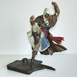 "Assassin's Creed Black Flag Edward Kenway 12"" Collector Figure UbiSoft"