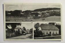 Ansichtskarte  Heinersreuth LK Bayreuth Feldpost 1942 Gasthaus