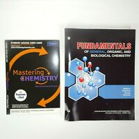 Mastering Chemistry Access Code New with Pearson eText and Used Unbound Textbook