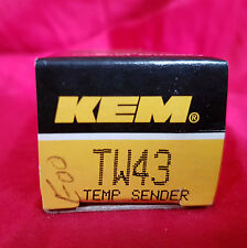 COOLANT TEMPERATURE SWITCH KEM TW43 FITS GM CARS FROM 1988-92  25037176