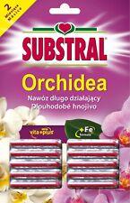 Substral Long -acting orchid stick 10 psc vita +plus -Nawóz długo działający UK