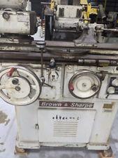 Brown Amp Sharpe No 13 Universal Amptool Grinding Machine