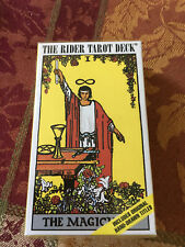 Rider-Waite Tarot Deck Cards - Brand New! Large Size