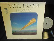 """Paul Horn """"Traveler"""" LP PROMO"""