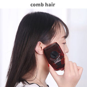 Manual Hair Trimmer Hairdressing Comb Curler fine hair Temples Trimmer Cutte-xd