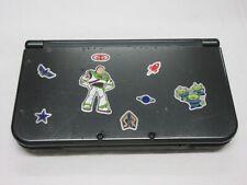 E373 Nintendo new 3DS LL XL console Metallic Black Japan x