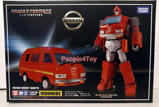 Original (Opened) Transformers Masterpiece Action Figures