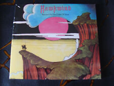Slip Album: Hawkwind : Warrior On The Edge Of Time : 2013 Bonus Track Sealed