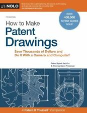 How to Make Patent Drawings: Save Thousands of Dollars and Do It with a Camera a