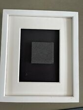 Two iPad White Art Picture Frames with Matting (see description)