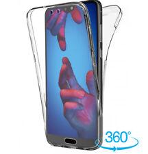Huawei P20 PRO Full Body 360 Silikon Schutzhülle Handyhülle Case Hülle Bumper