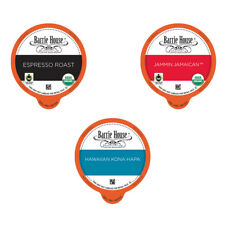 Barrie House Coffee Single Serve Cups Variety Pack For K cup Keurig, 48 Count
