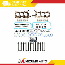 Head Gasket Bolts Set Fit 07-09 Ford Edge Flex Lincoln Mazda CX-9 3.5L DOHC 24v