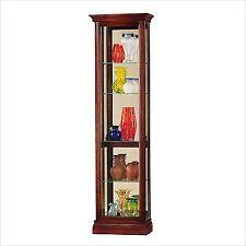Howard Miller 680-245 Gregory Curio Cabinet