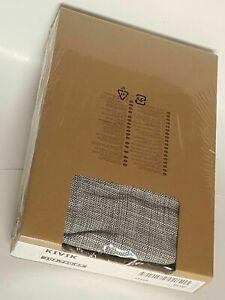 IKEA KIVIK Footstool / Ottoman Slipcover. ISUNDA GRAY  Cover :New in Box