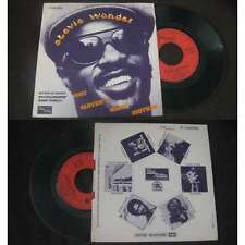 STEVIE WONDER - You Haven't Done Nothin' French PS 7' Soul Funk Tamla Motown