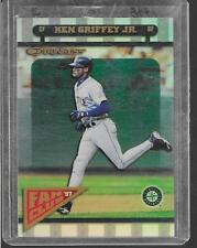 1998 Donruss Collections - KEN GRIFFEY JR - Prized Collections #156 - MARINERS
