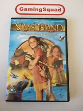 Nim's Island DVD, Supplied by Gaming Squad