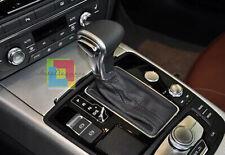POMELLO DEL CAMBIO AUTOMATICO CUOIO VW GOLF 6 VI GTI 2008-2012 - DSG