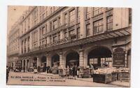 Carte postale. Paris. Au Bon Marché. Service des Expéditions. TBE dos écrit 1926