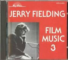 FILM MUSIC 3 Jerry Fielding LTD. BAY CITIES CD-SEALED!!