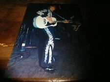 JOHNNY HALLYDAY - Mini poster couleurs 13 !!! VINTAGE 70'S !!!