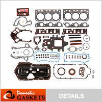 96-03 Buick Oldsmobile Pontiac 3.8L Supercharged OHV Full Gasket Set VIN 1