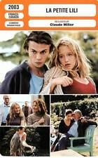 FICHE CINEMA : LA PETITE LILI - Garcia,Giraudeau,Sagnier,Miller 2003 Little Lili