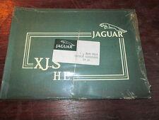 JAGUAR XJ -SE -HE DRIVER HAND BOOK (AU MANUEL ) GENUINE ( B 3 )