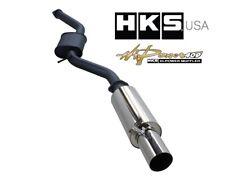 "HKS HIPOWER 1993-1998 TOYOTA SUPRA TURBO CATBACK EXHAUST SYSTEM MK4 MKIV 75MM 3"""