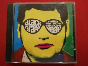 Black Grape : It's Great When You're Straight... Yeah (CD)