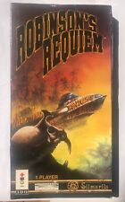 Panasonic 3DO ROBINSON'S REQUIEM longbox USA New Sealed - most Rare 3DO Title!!!
