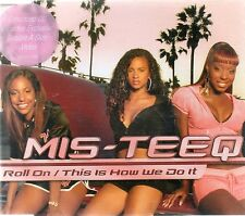 MIS-TEEQ - ROLL ON / THIS IS HOW WE DO IT (2 tracks + video, CD single)