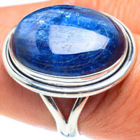 Kyanite 925 Sterling Silver Ring Size 8 Ana Co Jewelry R58706F