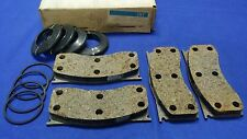 NOS Brake Pad Package Oldsmobile Toronado 1967 1968 GM # 231041 Kelsey Hayes