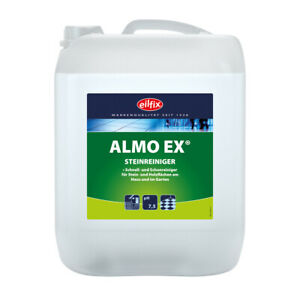 Eilfix® Almo-Ex® Steinreiniger 5 Liter Kanister Moosentferner Algenentferner