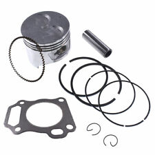 Piston W/Gasket Kit Parts 73mm For Gas Honda Gx240 8HP Engine Motor New