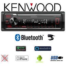 Kenwood Bluetooth//usb//mp3 coche radioset para skoda citigo a partir de 2011