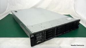 HP 480394-001 ProLiant DL380 G6 Server (1 x 2.8 GHz CPU/8 GB RAM/No Drives)
