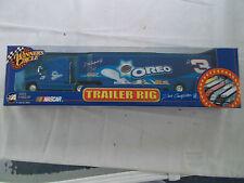 Dale Earnhardt, Jr. Winner's Circle NASCAR #3 Oreo Blue Trailer Rig Mint In Box