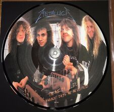 METALLICA THE $5.98 E.P. GARAGE DAYS RE-REVISITED 180G PICTURE DISC VINYL LP NEW