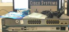 CCNA Routing & Switching / Security Layer 3 switch POE LAB KIT With Lab Examples