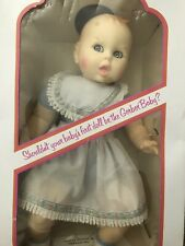 Vintage 1979 Gerber baby doll 17� Side moving eyes, Atlanta novelty in box
