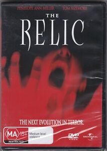 The Relic - DVD (Region 4 Brand New Sealed) Regions 2 & 4 PAL