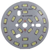 12W Rund 5730 SMD Lampe Platte 24 LED super helle LED Chip Licht LED Birnen G2H5
