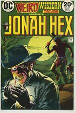 Weird Western Tales 20 Early Jonah Hex High Grade