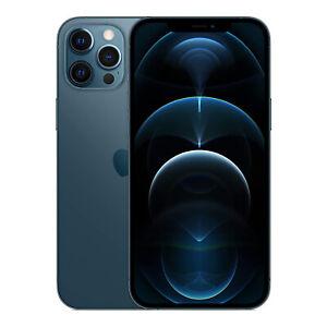 Apple iPhone 12 Pro Max - 256GB - Pazifikblau (Ohne Simlock)- Gebraucht
