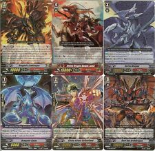 Cardfight!! Vanguard Kagero Deck - 7 Double Rares (RR), Dragonic Lawkeeper