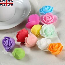 Wholesale Colorful Foam Rose Flowers Artificial Home Wedding Party Decoration